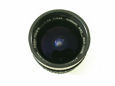 Sigma Nikon AIS MF 2,8/16 16 16mm f2, 8 2,8 fisheye Top y Klein small!/17