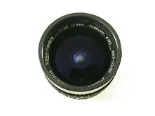 Sigma Nikon AIS MF 2,8/16 16 16 mm f2, 8 2,8 Fisheye Top et Klein Small!/17
