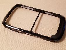New Blackberry Front Bezel Frame Housing Lens Buttons for BOLD 9000 - BLACK