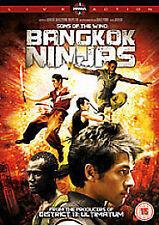Sons Of The Wind - Bangkok Ninjas (DVD, 2010)