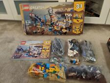 Lego Creator 31084 Pirate Roller Coaster 2018 Complete with Box/Manual/M.Figs