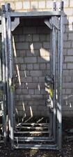 Alfix Layher Alu Rahmen Alurahmen Stahlrahmen  S Gerüst Vertikalrahmen 200x73cm
