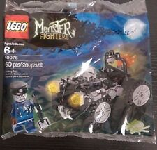 LEGO Monster Fighters Zombie Car #40076 Brand New in Sealed Polybag - Retired