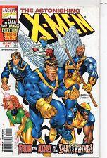 MARVEL COMICS THE ASTONISHING X-MEN #1