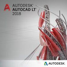 Autodesk AutoCAD 2018 | Digital License / 3 Years | Windows or Mac | Educational