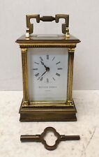 More details for matthew norman london 1754 carriage clock