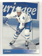 1993-94 Upper Deck SP Insert - #130 - Joe Sakic - Quebec Nordiques