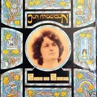 JON ANDERSON Song Of Seven GER PressLP
