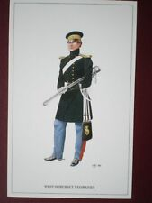POSTCARD WEST SOMERSET YEOMANRY - OFFICER C1846
