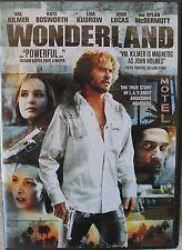 Wonderland (DVD, 2007) HARD TO FIND GREAT MOVIE