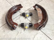 VAUXHALL ASTRA G  MK4 98-04 FOUR REAR BRAKE DRUM SHOES & 2 WHEEL CYLINDERS