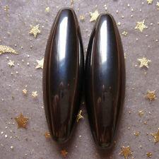 8 18x60mm Magnetic Round Ball Hematite Singing Magnet (rugbyshape - neodymium)