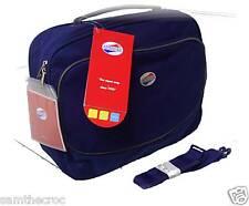 New AMERICAN TOURISTER Travel Flight Shoulder Bag Navy Blue