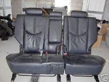 99 00 01 02 03 Lexus RX300 Black Leather Seats Rear