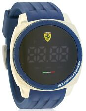 Ferrari Scuderia Rubber Mens Watch 0830226