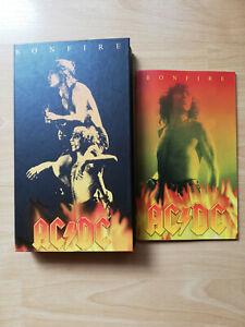 AC/DC -- Bonfire, 5 CD Box!