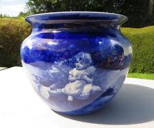 Unboxed Blue Decorative Royal Doulton Porcelain & China