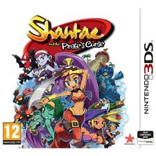 Shantae and The Pirates Curse Nintendo 3ds 2ds