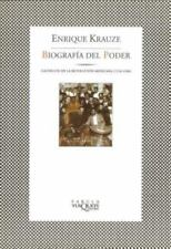 Biografia del poder/ A Biography of Power: Caudillos de la Revolucion mexicana (