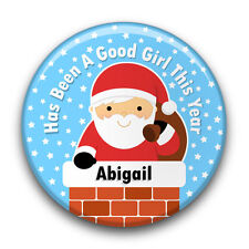 Christmas Party Badge