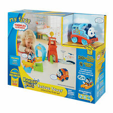 My First Thomas & Friends Fisher-Price - Railway Pals Rescue Tower NIB!