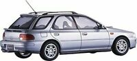 Hasegawa CD15 SUBARU IMPREZA SPORTS WAGON WRX 1/24 Scale Kit Model_kits