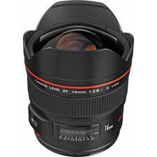 Canon EF 14mm f/2.8L II USM Ultra-Wide Angle Lens - 2045B002