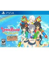 Senran Kagura: Peach Beach Splash No Shirt No Shoes Edition (PlayStation 4)