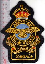 Canada Royal Canadian Air Force RCAF Canadian Force Base Station Souris Manitoba