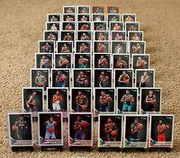 """2019-20 Panini Donruss Basketball """"Rated Rookie"""" Cards #201-250. (COMPLETE SET)."""