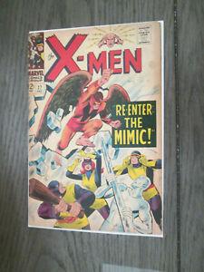 X-MEN 27 Vintage Silver Age Comic Free Shipping