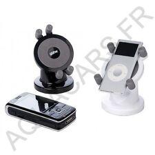 Support Téléphone Portable Rotatif Pour Ipod, Portable Blanc - Race Sport -