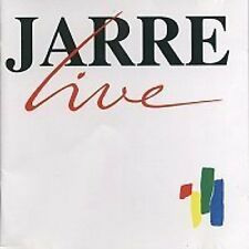 Jean Michel Jarre Live (1989, #8412582) [CD]