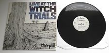 The Fall - Live At The Witch Trials UK 1985 Step Forward Made In France LP