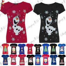 Camisetas de niño de 2 a 16 años sin marca