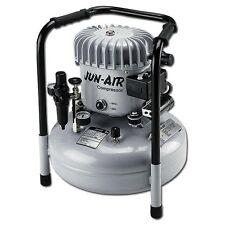 Flüsterleiser Kolbenkompressor Druckluft Kompressor JUN AIR 6-15 Airbrush