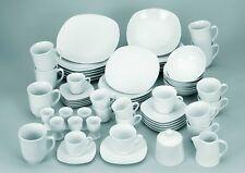 Kombigeschirr Atrium weiß