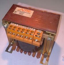 TRANSFORMADOR NTR REF 5712 250 VA ENT 220 380 V SAL 220 AC TRANSFORMER ***