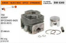 CILINDRO E PISTONE DECESPUGLIATORE OLEO MAC 750 450 EFCO 8425 8420 8510 8515