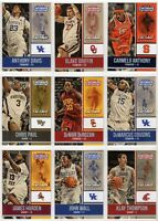 2016-17 Panini Contenders Draft Picks Old School Colors You Pick the Player