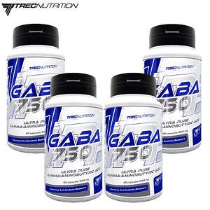GABA 60-240 Wachstumshormon Booster Gamma-Amino-buttersäure Anabol HGH Support