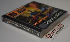 Action man Destruction X PS 1 & 2 Spiel