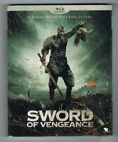 SWORD OF VENGEANCE - BLU-RAY - NEUF NEW NEU
