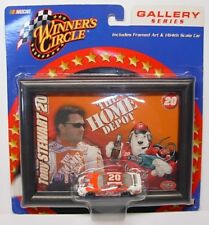 WINNERS CIRCLE, Tony Stewart Framed Art and Grand Prix Racer.................509