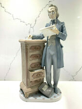 Lladro Daisa Hand Made in Spain Figurine Lawyer Attorney #5213