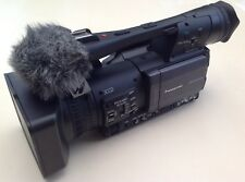 Panasonic AG-HMC150 AVCCAM 3CCD Professional Handheld Camcorder with accessories