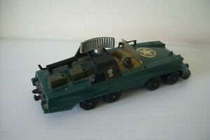 DINKY TOYS 1976-1977 ARMOURED COMMAND CAR NUMBER 602 DESIGNED BY GERRY ANDERSON