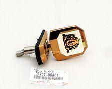 """Genuine Toyota 1984-1990 Land Cruiser J6 Front Hood T Emblem Badge """" Gold """""""