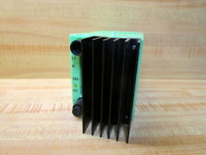 Phoenix Contact CM 62-PS-120AC/24DC/1 Power Supply W/O Fuse Holder (Pack of 6)