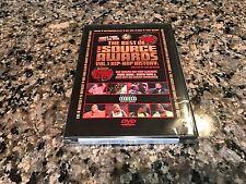 The Best Of The Source Awards Vol 1 New Sealed DVD! Snoop Dog DMX Run-Dmc